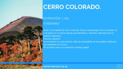 CERRO COLORADO